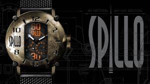 イタリアの腕時計ブランド SPILLO