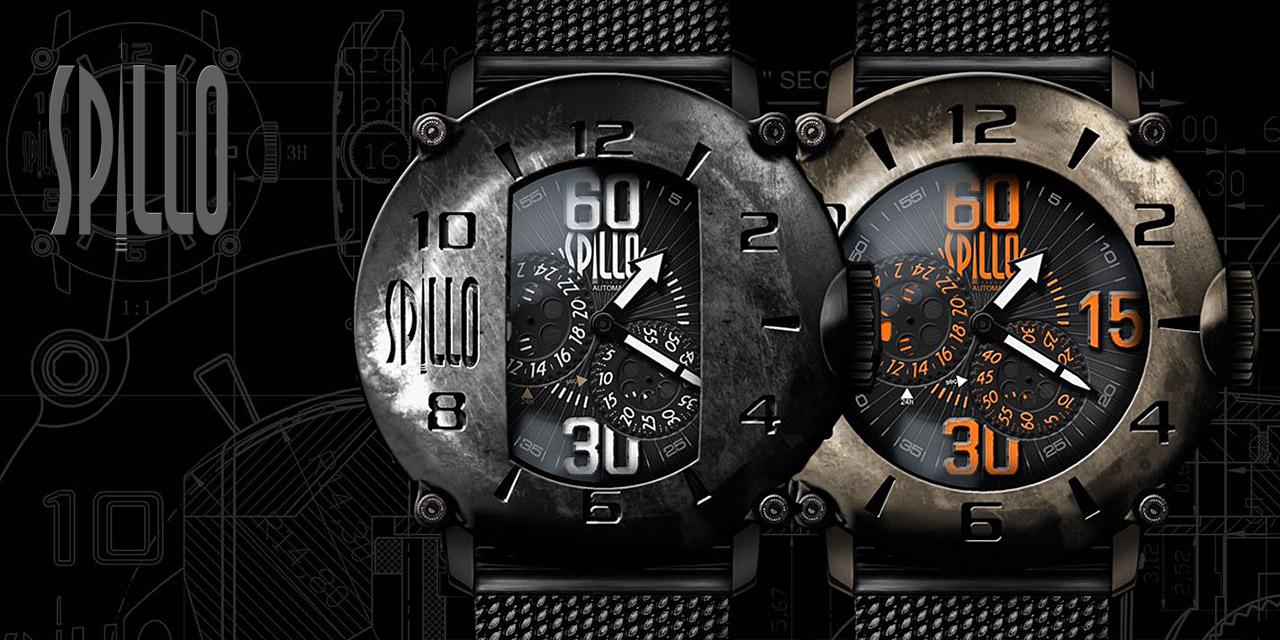 画像1: イタリア時計 SPILLO / スピーロ 日本公式サイト