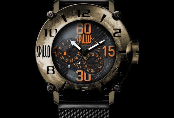 spillo outlaw ol1000v6b-mk