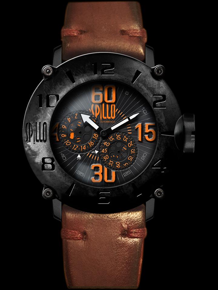 イタリアの腕時計ブランド スピーロの機械式時計