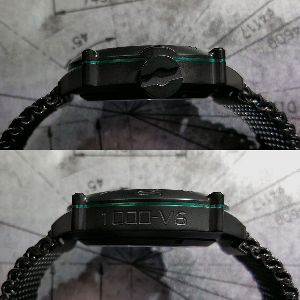 イタリア時計 SPILLO OUTLAW OL1000V6K-MK