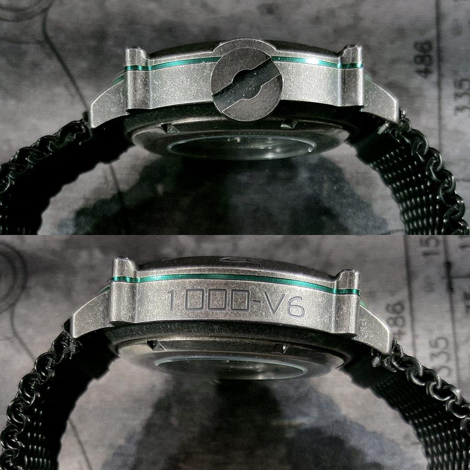 イタリア時計 スピーロ OUTLAW OL1000V6S-MK