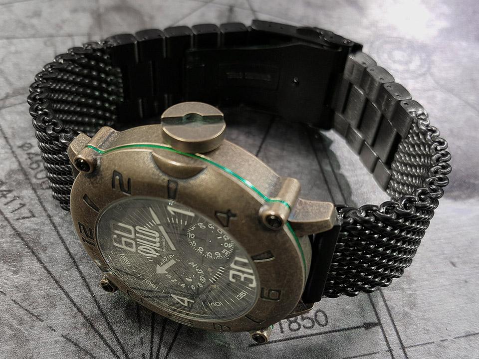 イタリア時計 SPILLO OUTLAW OL917KB-MK