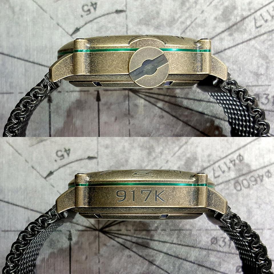 イタリア時計 スピーロ OL917KB-MK