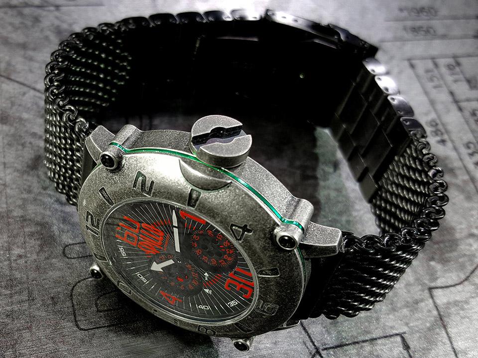 イタリア時計 SPILLO OUTLAW OLP4S-MK