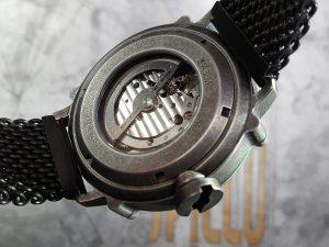 機械式腕時計 裏スケ
