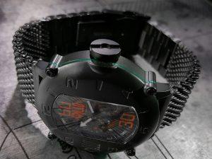 イタリア時計 SPILLO-SD1000V6K-MK