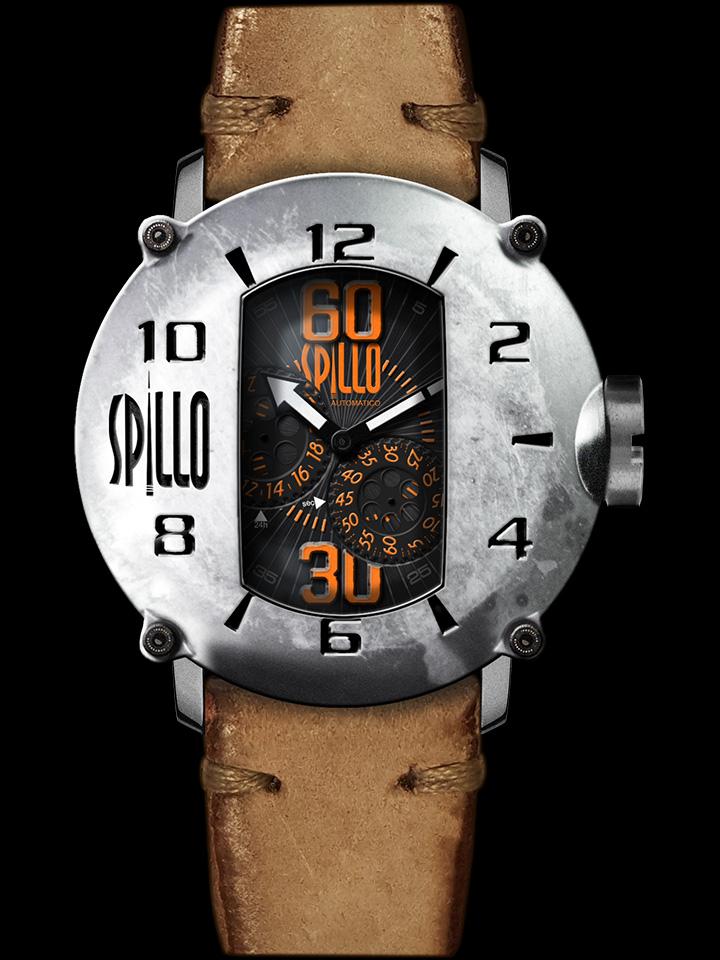 イタリア発の新ブランドSPILLO 機械式時計