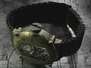 イタリア時計 SPILLO SPEED DEMON SD917KB-MK