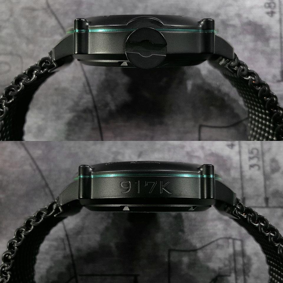イタリア時計 スピーロ SPILLO-SD917KK-MK