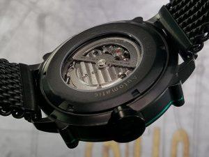 イタリアブランド SPILLO 自動巻き 機械式腕時計