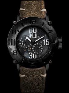 エンジンのキャブレターをモチーフにした個性派時計 SPILLO