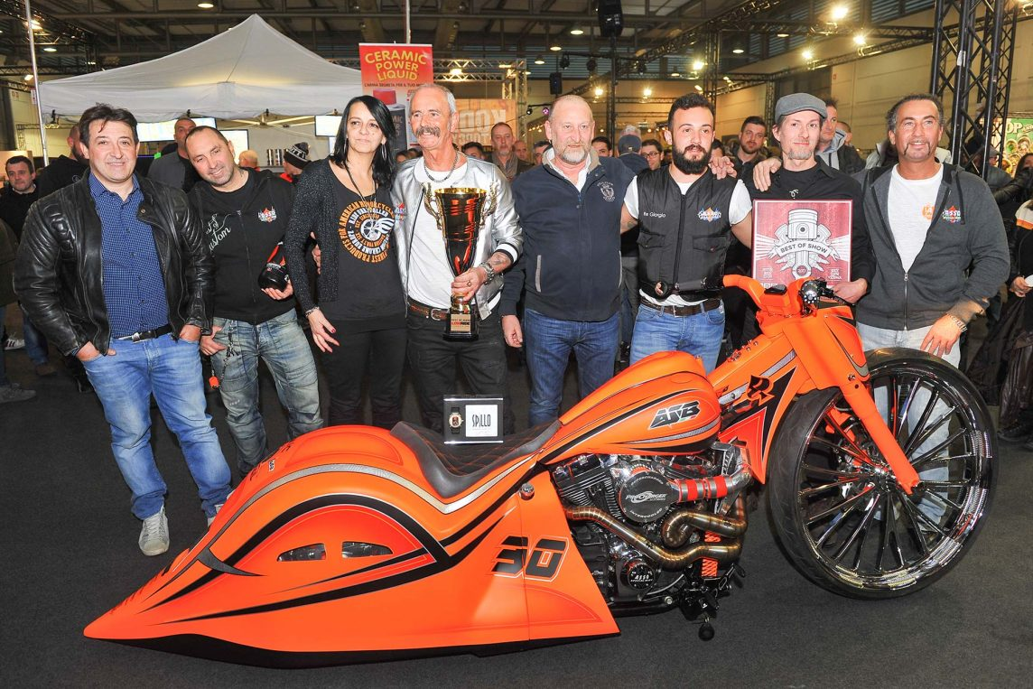 MOTOR BIKE EXPO 2017 in Verona