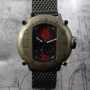 イタリア時計ブランド SPILLO SPEED DEMON SDP4B-MK