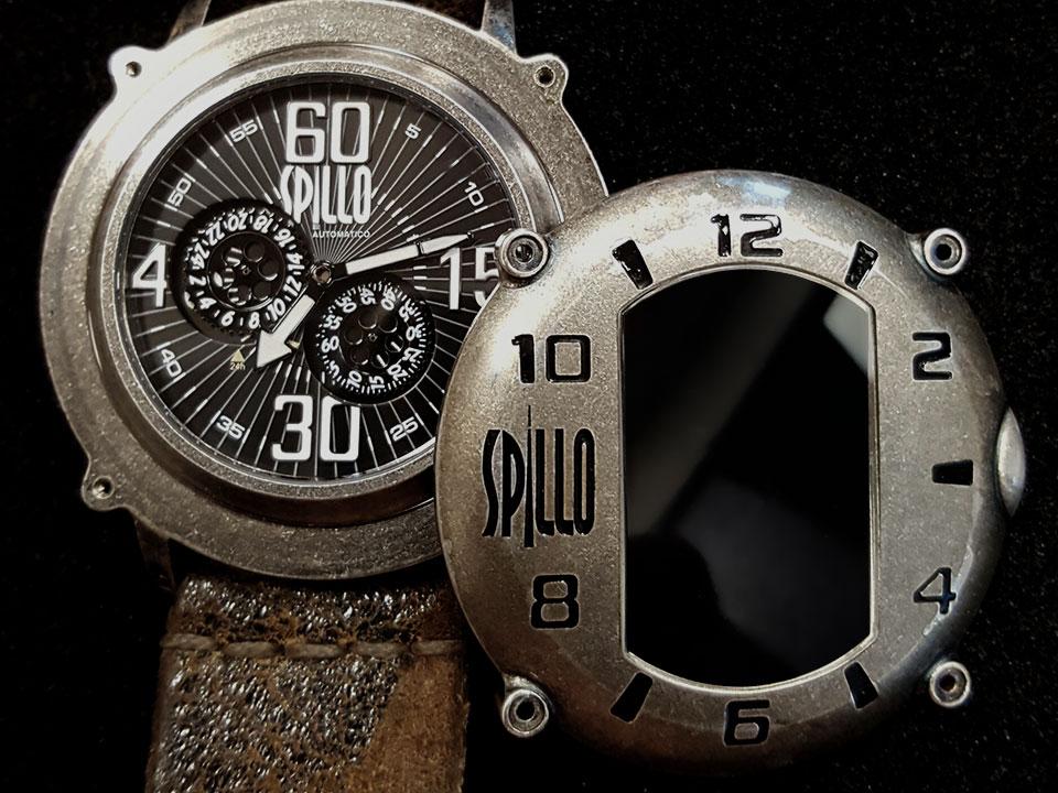 イタリア時計ブランド SPILLO