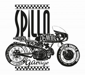 SPILLO BIKE LOGO