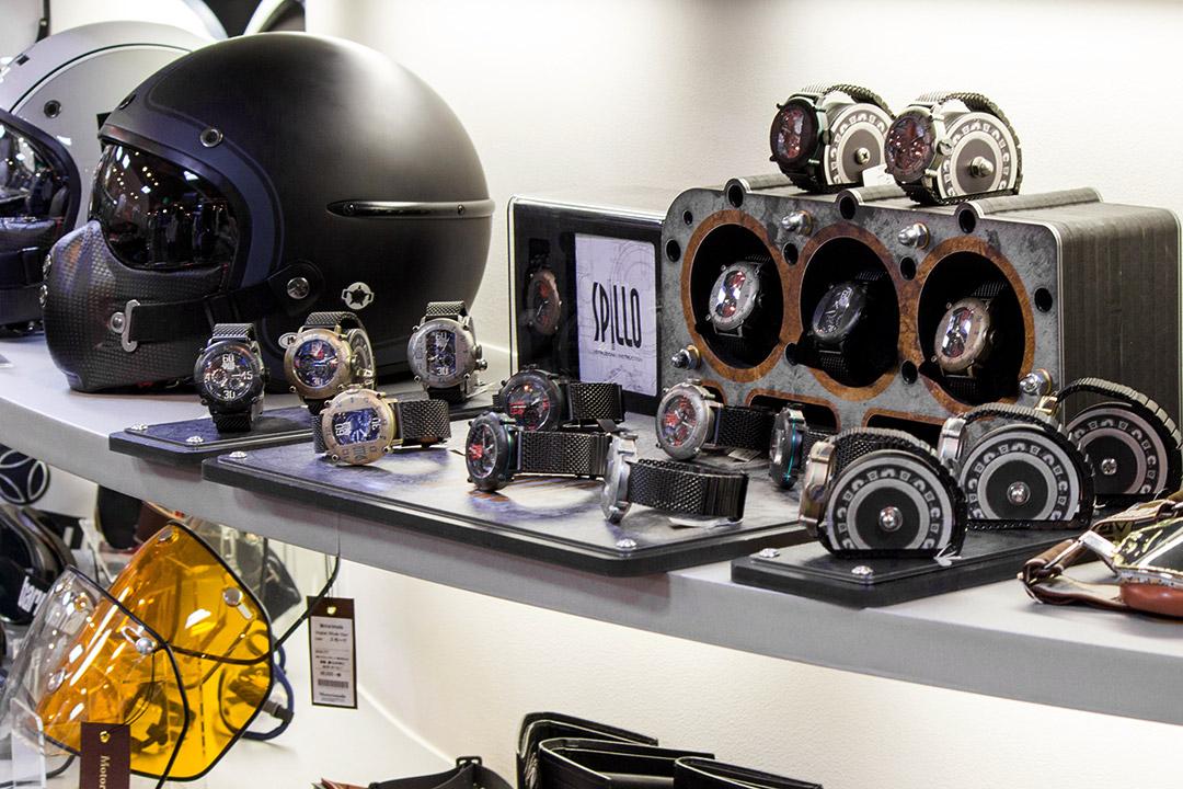 Motorimoda銀座の腕時計