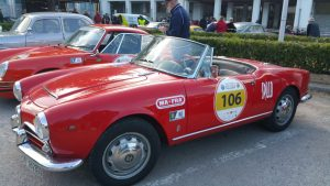 SPILLO watches Targa Florio