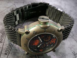 イタリア時計 SPILLO OUTLAW OL1000V6B-MK