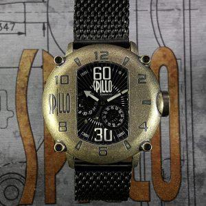 イタリア時計ブランド SPILLO SPEED DEMON SD917KB-MK