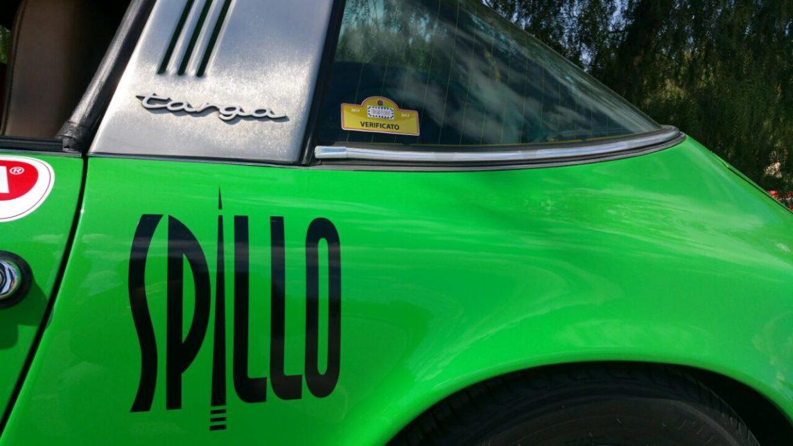 タルガフローリオの公式スポンサー SPILLO