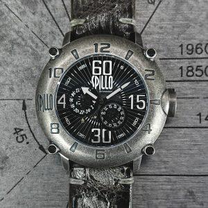 イタリア時計 SPILLOのワニ革ストラップモデル